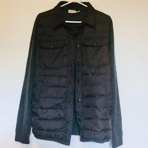 Moncler Knit Sleeve Down Jacket Size XXL (5)